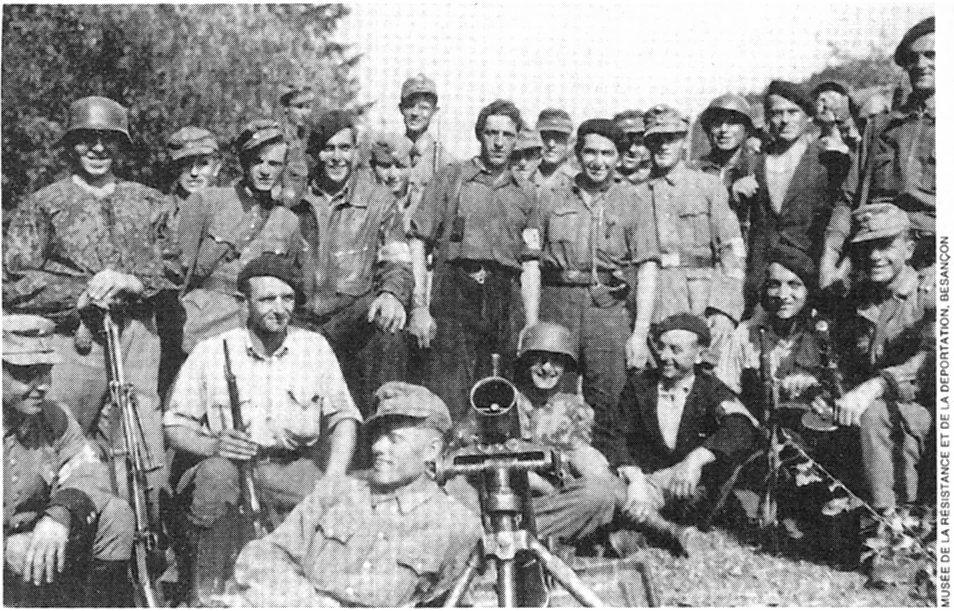 Український Курінь імені Шевченка 1944 рік